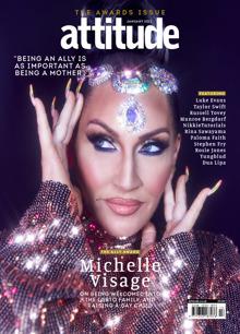 Attitude 330 - Michelle Visage Magazine MICHELLE Order Online