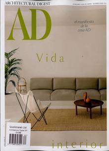 Architectural Digest Spa Magazine NO 162 Order Online