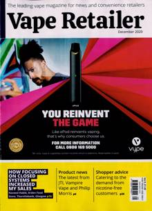Vape Retailer Magazine Issue NO 8