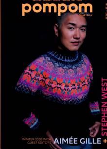 Pompom Magazine Issue 35