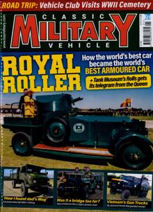 Classic Military Vehicle Magazine JAN 21 Order Online