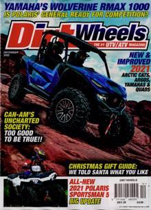 Dirt Wheels Magazine DEC 20 Order Online