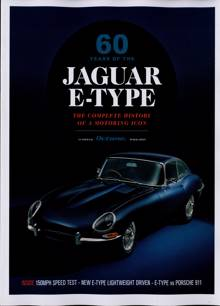 60 Years Of E-Type Magazine ONE SHOT Order Online