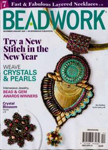 Beadwork Magazine Issue DEC-JAN