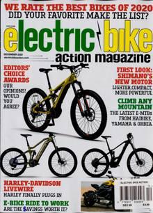 Electric Bike Action Magazine 12 Order Online