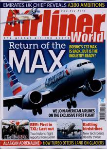 Airliner World Magazine FEB 21 Order Online