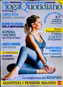 Yoga Quotidiano Magazine 04 Order Online