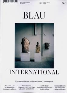 Blau Magazine 03 Order Online