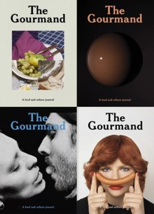The Gourmand Bundle 3,4,5,8 Magazine Issue Gourm 3,4,5,8