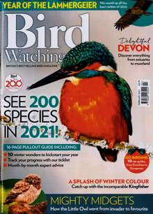 Bird Watching Magazine Issue FEB 21