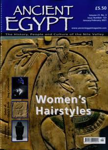 Ancient Egypt Magazine JAN-FEB Order Online