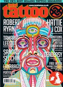 Total Tattoo Magazine JAN 21 Order Online