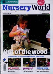Nursery World Magazine JAN 21 Order Online