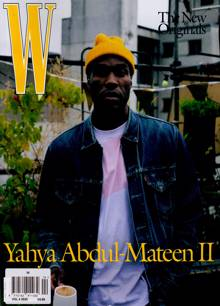 W Magazine Magazine Issue VOL 4