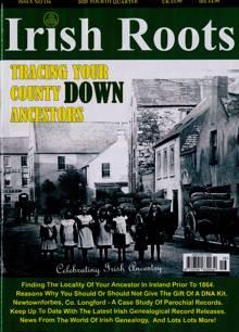 Irish Roots Magazine NO 116 Order Online
