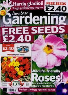 Amateur Gardening Magazine 06/03/2021 Order Online
