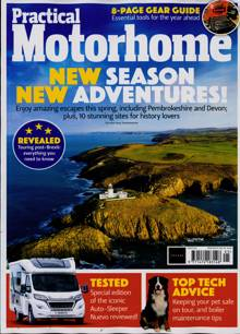 Practical Motorhome Magazine MAY 21 Order Online