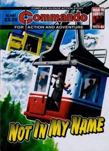 Commando Action Adventure Magazine NO 5401 Order Online
