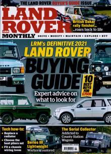 Land Rover Monthly Magazine FEB 21 Order Online