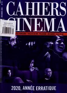 Cahier Du Cinema Cdu Magazine Issue NO 771