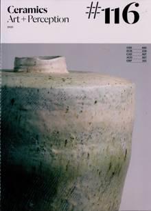 Ceramics Art And Perception Magazine Issue 82