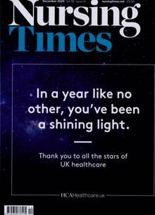 Nursing Times Magazine 12 Order Online