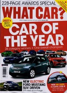 What Car Magazine AWARDS 21 Order Online