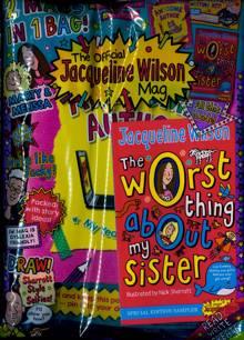 Jacqueline Wilson Magazine Issue NO 182