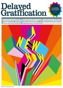 Delayed Gratification  Magazine Issue 41 Order Online