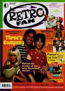 Retrofan Magazine 01 Order Online