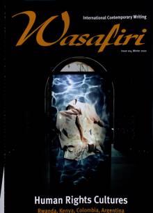 Wasafiri Magazine Issue 04