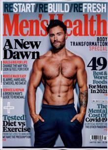 Mens Health Magazine JAN-FEB Order Online