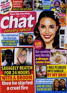 Chat Monthly Magazine JAN 21 Order Online