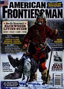 American Frontiersman Magazine Issue 14