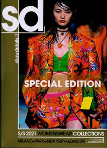 Show Details Milano Magazine Issue 31