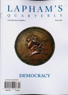 Laphams Quarterly Magazine FALL Order Online