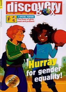 Discovery Box Magazine JAN/FEB21 Order Online