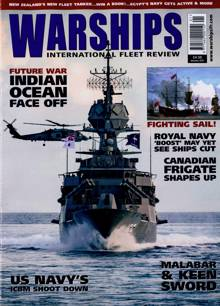 Warship Int Fleet Review Magazine Issue 01