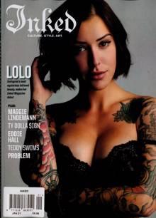 Inked Magazine 01 Order Online