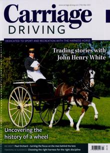 Carriage Driving Magazine FEB-MAR Order Online