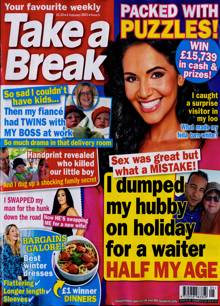 Take A Break Magazine NO 5 Order Online