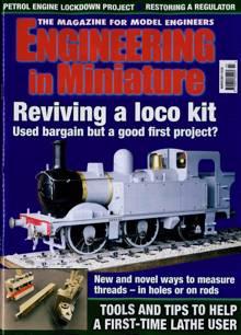 Engineering In Miniature Magazine MAR 21 Order Online
