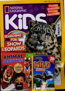 National Geographic Kids Magazine FEB 21 Order Online