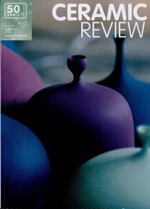 Ceramic Review Magazine Issue 12