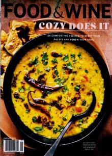 Food & Wine Usa Magazine 01 Order Online