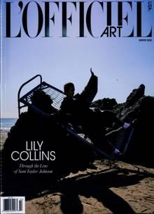 L Officiel Usa Magazine Issue 54