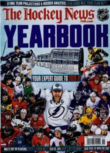 Hockey News Yearbook Magazine 55 Order Online