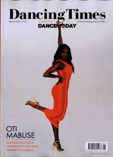 Dancing Times Magazine JAN 21 Order Online