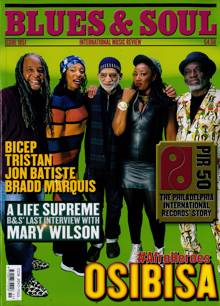 Blues And Soul Magazine NO 1051 Order Online