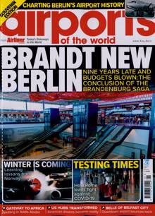 Airports Of The World Magazine 01 Order Online